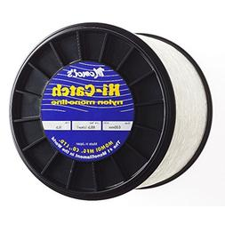 Momoi 00 Hi-Catch 30-Pound 2020-Yard Clear White Line, 1-Pou