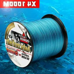 1000M 4 strands Japanese Super Strong PE Multifilament Wire