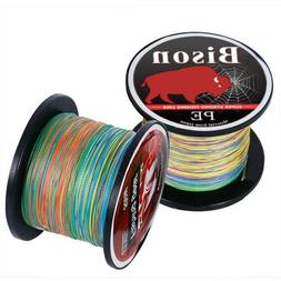 100m 8 strands pe braided line extreme