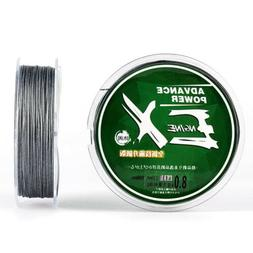 EX 100M PE Fishing Line Strong 8 Strands Braided Fishing Lin