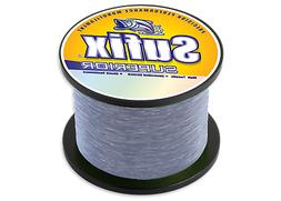 Sufix Superior Monofilament Fishing Line 20 Lb. Smoke Blue 670 Yds