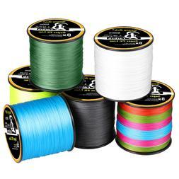 300-1000M Super Strong PE Spectra Braided Sea Fishing Line 4