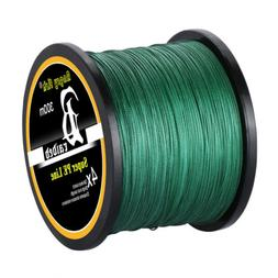 10-100LB Spectra Braided Fishing Line 4/8 STRANDS Super Extr