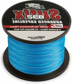 Sufix 832 Advanced Superline Braid 1200 Yds Fishing Line- Bl