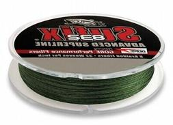 Sufix 832 Advanced Superline Lo-Vis Green 150yd 80lb Test Fi