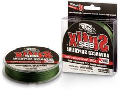 Sufix 832 Advanced Superline 660-020G Lo-Vis Green 20lb 150y