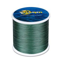 mpeter Armor Braided Fishing Line, Abrasion Resistant Braide