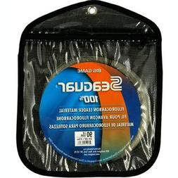 Seaguar Blue Label Fluorocarbon Leaders - 30 Meter - 100 Fee