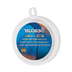 Seaguar Blue Label Fluorocarbon Leader Fishing Line 25 Yards