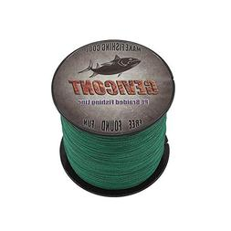 GEVICONT Superbraid Fishing Lines Incredible Abrasion Resist