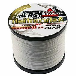 Ashconfish Braided Fishing Line-16 Strands Hollow Core