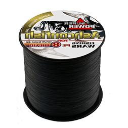 Ashconfish Braided Fishing Line-8 Strands Super Strong Fishi