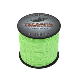 GEVICONT Braided Lines Tensile Strength Fishing String PE 4