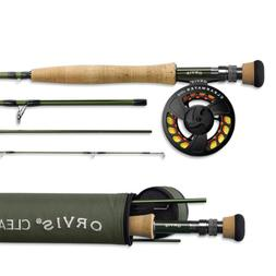 Orvis Clearwater Fly Rod Outfit 906-4 - 6wt 9ft 4pc