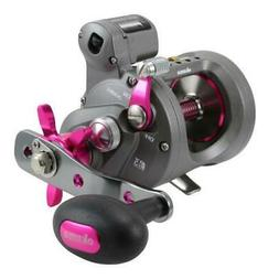 Okuma Cold Water Trolling Line Counter Reel Ladies Edition C