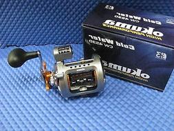 Okuma Coldwater Linecounter Trolling Reel 25#