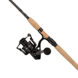 Penn 1422321 Conflict II Spinning Combo, 5000, 5.6: 1 Gear R