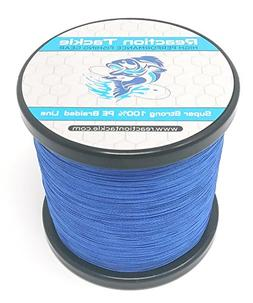 Reaction Tackle Dark Blue 30LB 500yd
