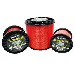 Momoi's Diamond Line - 3000 yd. Spool - 30 lb. - Orange Crus