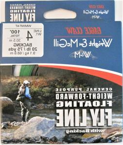 Eagle Claw Wright & McGill Weight Forward Floating Fishing F