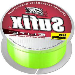 Sufix Elite 6 lb Fishing Line