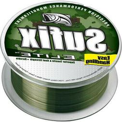 Sufix Elite 14 lb Test Fishing Line  - Camo