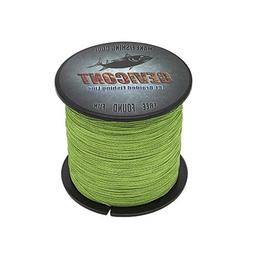 GEVICONT Fishing Line Braid High Performance PE Incredible S
