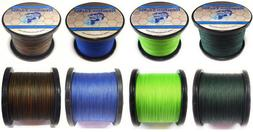 Reaction Tackle Fishing Line / Braided Fishing Line - Many C