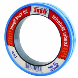 ANDE Fluorocarbon Leader with 15-Pound Test, 50-Yard