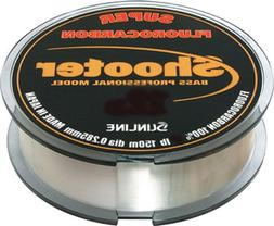 Sunline Shooter Finesse Special Fluorocarbon Fishing Line Cl
