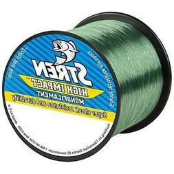 Stren High Impact 10 lb Tested 1275 Yards Low Visual Green F