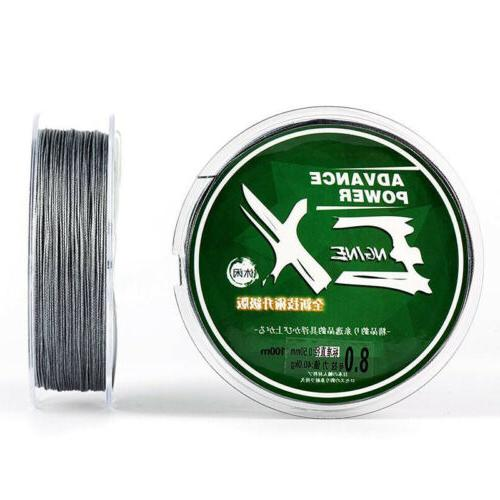 100m pe fishing line strong 8 strands