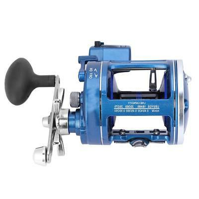 12BB Offshore Angling Alloy Drum Reel