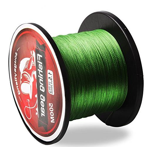 Sougayilang 500m/547Yards 12lb-72lb Multifilament Pe and Fishing Line