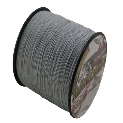 Ashconfish 500M 6-100LB Super Strong Extreme PE Braided