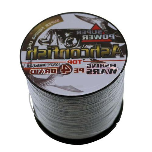500m super strong dyneema spectra extreme pe