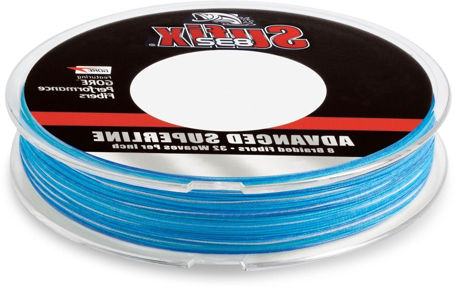 Sufix 832 Braid Camo Saltwater Fishing Line