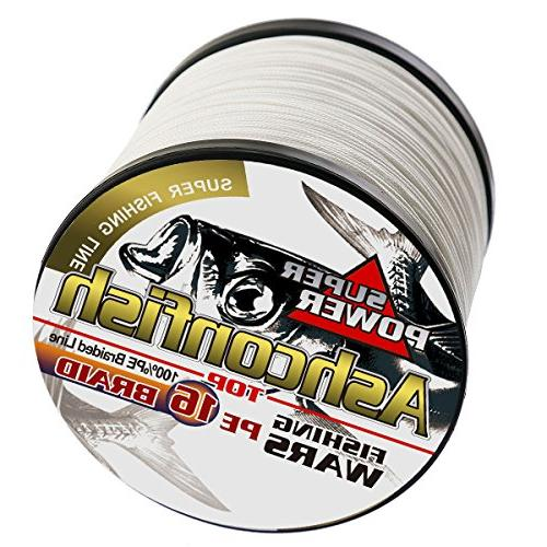 Strands Wire 100M/109Yards Resistant Incredible Stretch Ultrathin Diameter Thread