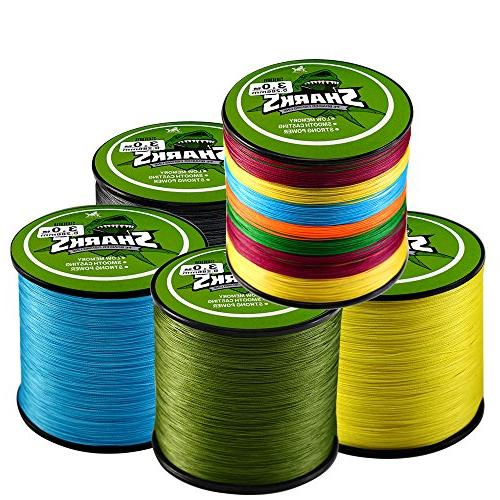 Handing Fishing 8 Strands Color for Saltwater and Freshwater Surf