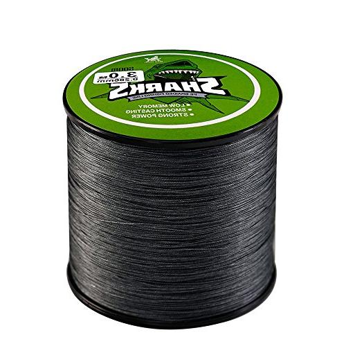 braided fishing line 8 strands