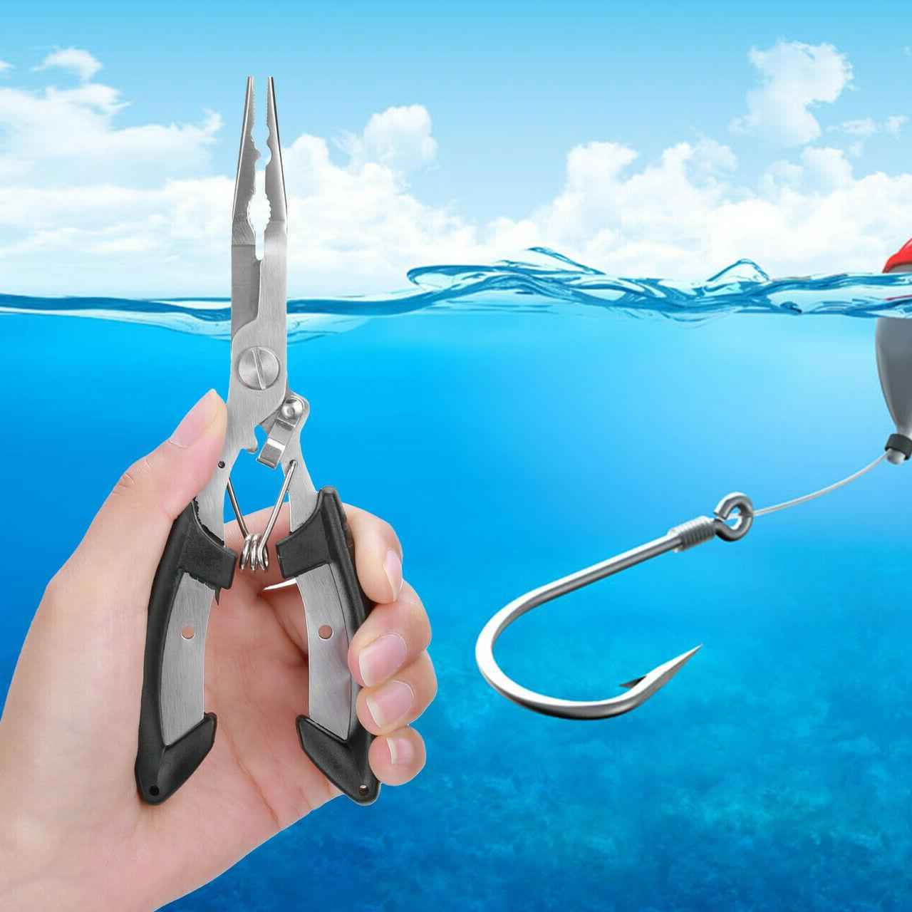 Fishing Freshwater Hook Remover Stainless