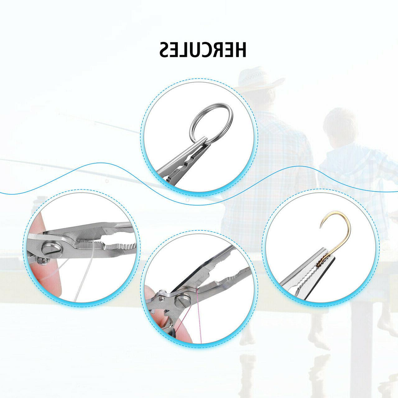 Fishing Freshwater Hook Line Stainless US