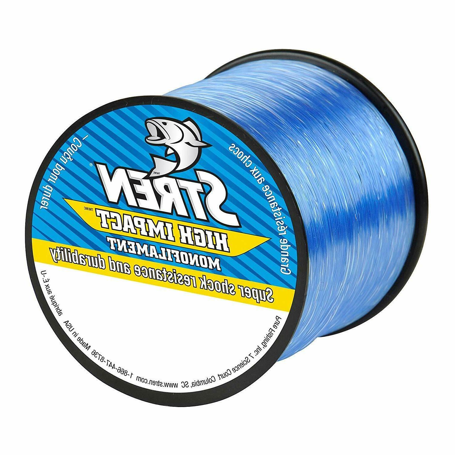 High Monofilament Fishing Line Resistant Saltwater Tough