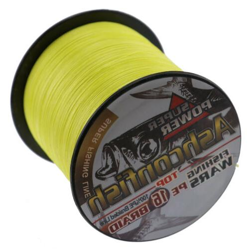 Hollow Braid Fishing Line 20LB-500LB Test