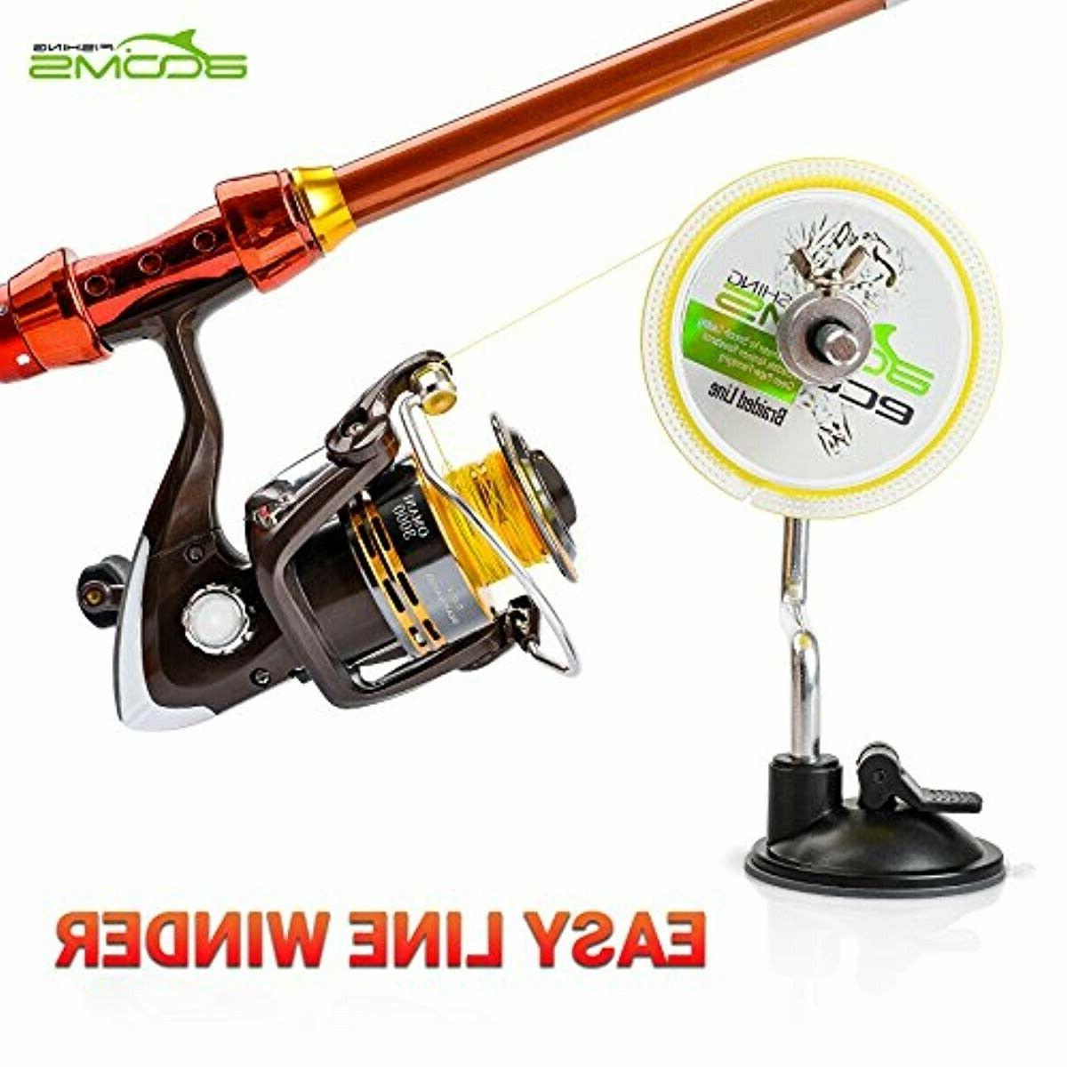 Booms Fishing Adjustable for Varying Sizes