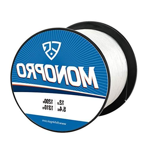 monofilament fishing line clear