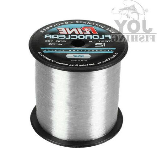 p line floroclear clear fishing line 600