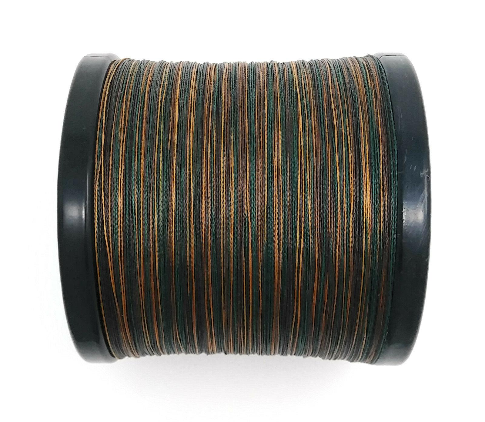 Reaction High Performance GREEN Braided Line
