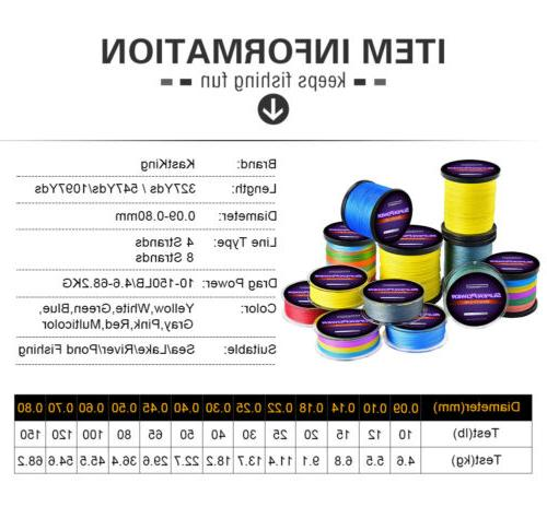 KastKing Fishing Line Select