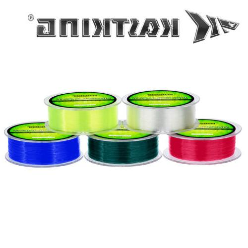 KastKing World's Premium Monofilament Fishing Line ICAST Awa